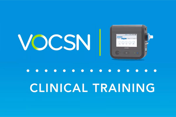 VOCSN Clinical Training Videos